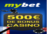 jouer mybet Mobile